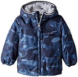 Osh Kosh Baby Boys\' Lightweight Single Jacket, Camo, 12 Months