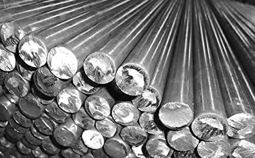 Steinj/äger Bar Steel 1035-1045 Bar Cut-to-Length 0.3937 diameter 1045 36 Inch Lengths