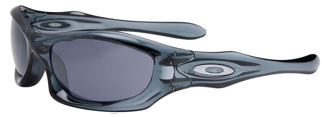 4f4a03980e Amazon.com  Oakley Monster Dog Sunglasses Cinder Red Black Iridium ...