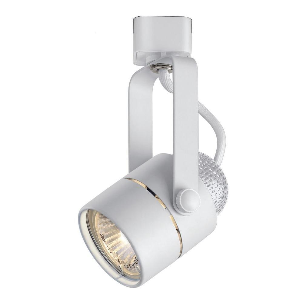 120 Volt Pinhole Cylinder Line 6 65 X2 28 2 White Track Lighting Accessories Com