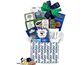 Happy Mother's Day Coffee, Tea, Ghirardelli and Cocoa Gift Basket For Spring and Mother's Day Gifts