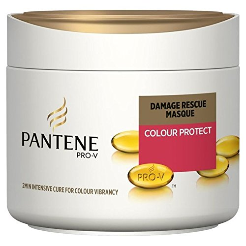 Pantene 2min Colour Protect Damage Rescue Masque 300ml