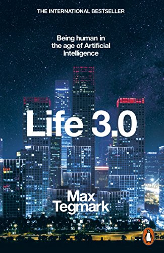 Life 3.0 book cover