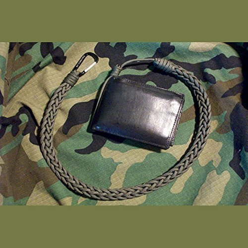 Tactical 550 Paracord Wallet Lanyard by Paracord Paul®