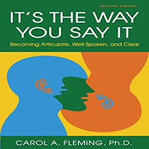 It's the Way You Say It - Second Edition Audiobook