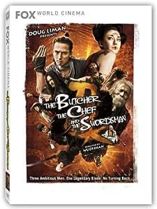 Butcher,chef And Swoardsman
