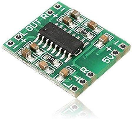 UIOTEC 2.5~5V USB Power Supply Mini Digital Power Amplifier Board 23W D Class PAM8403 Power Amplifier Board*
