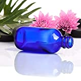 Glass Spray Bottle, Wedama Amber 16 x 2oz Glass