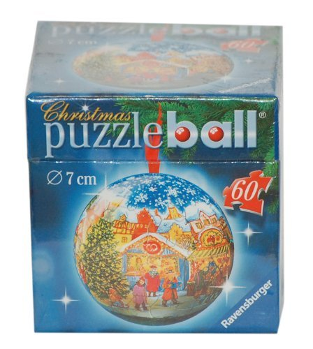 Ravensburger Puzzleball Christmas Ornament - Village