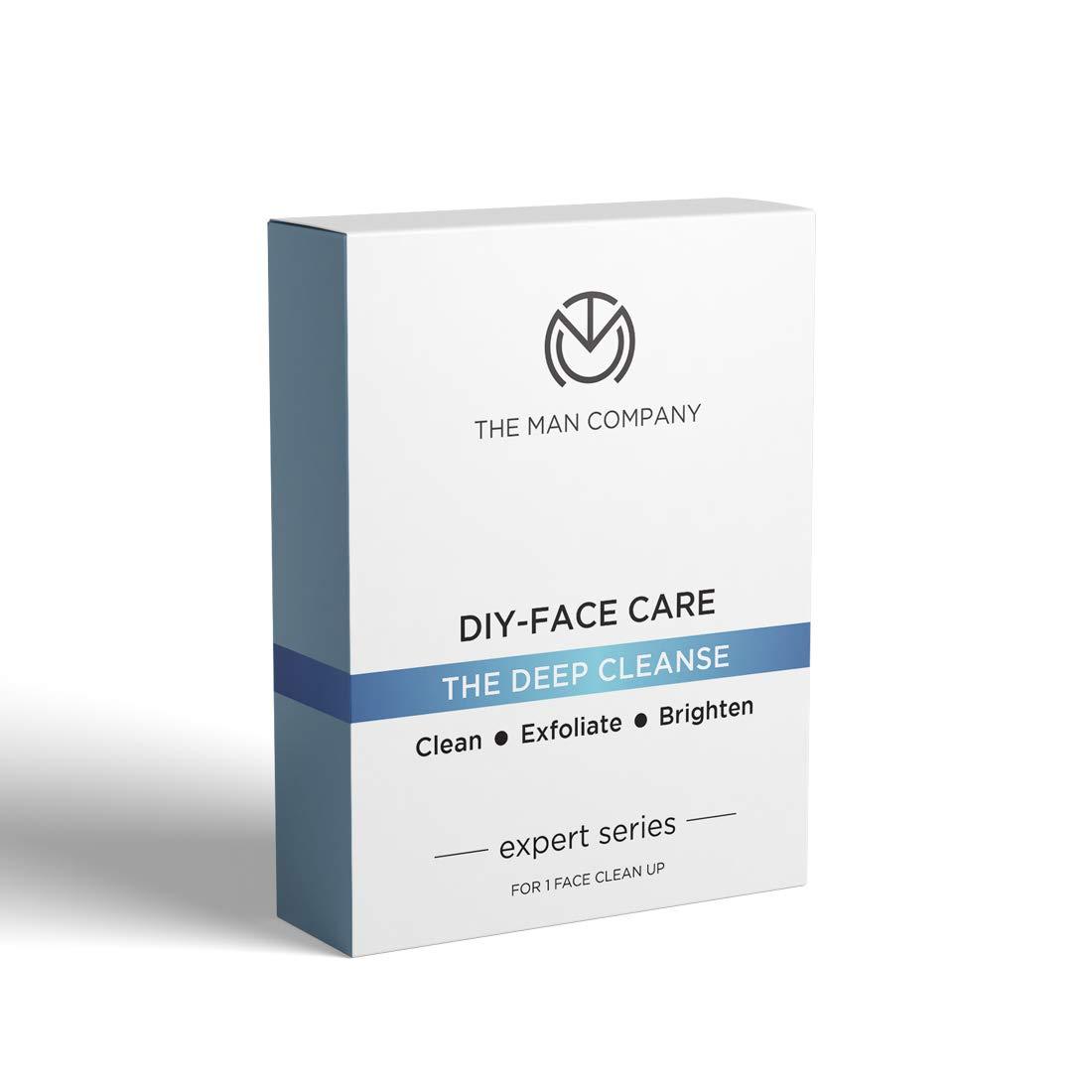 The Man Company Facial Kit (5 Steps Face Care)