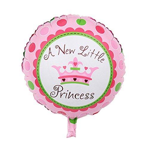 [1pcs/lots Little Prince Balloon Festival Birthday Event Party Decoration (Pink)] (Abc Party Costume Ideas)