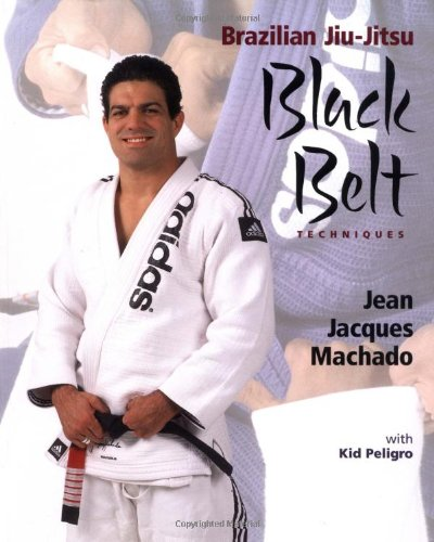 Brazilian Jitsu Black Belt Techniques