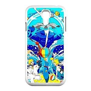 Generic for Samsung Galaxy S4 9500 Cell Phone Case White Kagamine Rin Len Custom HHGKAOJFD3828