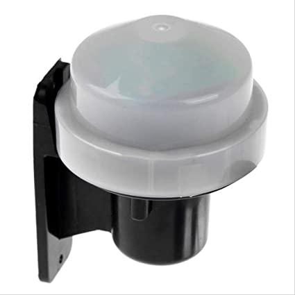 Al aire libre 1.2 W 10A 230-240 V Interruptor de Luz Fotocélula Interruptor de