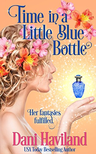 Time in a Little Blue Bottle: A novella from The Fairies Saga