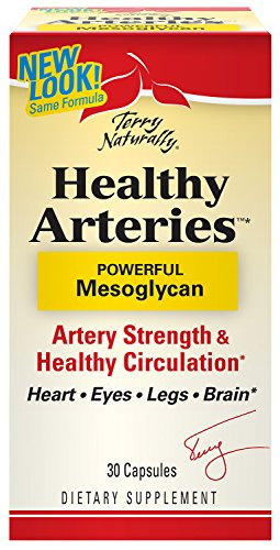 Terry Naturally Healthy Arteries - 30 Capsules by EuroPharma