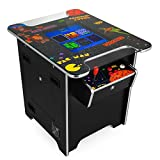 VEVOR Cocktail Arcade Game Machine with 60 Games 19 Inch Screen Classic Arcade Game Cabinet Home Commercial Settable Cocktail Table Retro Game