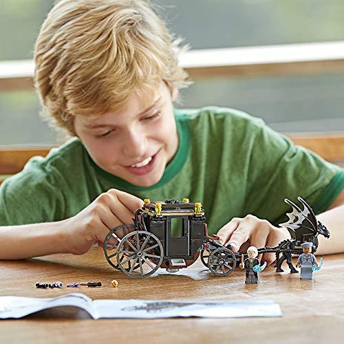 51orTiCwRtL - LEGO Fantastic Beast's Grindelwald's Escape 75951