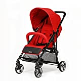 BIBA Single Stroller (Red) Review