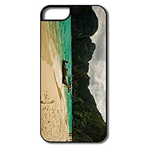 Personalize Sports Full Protection Maya Beach IPhone 5/5s Case For Family