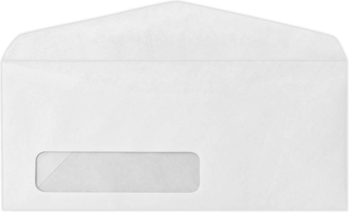 #12 Window Envelopes (4 3/4 x 11) - 24lb. Bright White (50 Qty.)