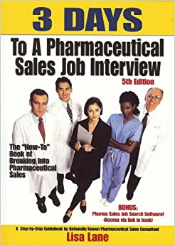 how do you get into pharmaceutical sales