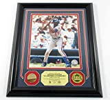 Vladimir Guerrero Game Used Collection Photo Bat Coin Highland Mint DF024885 - MLB Game Used Bats