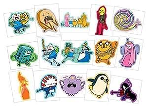 Amazon Com Adventure Time Stickers Series 2 Complete