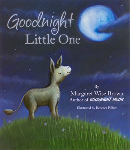 Goodnight Little One - Children Brown Books Little