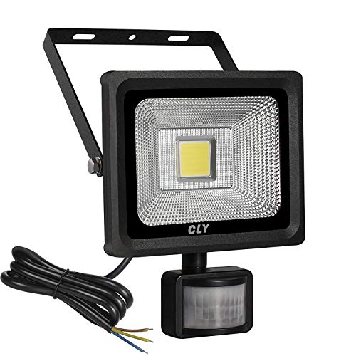 Outdoor Security Light With Plug in US - 7