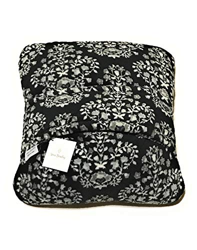 Vera Bradley Fleece Travel Blanket Chandelier Noir
