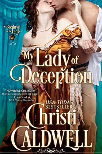 My Lady of Deception (Brethren of the Lords Book 1) cover