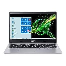 Acer Aspire 5 A515-55G-57H8, 15.6″ Full HD IPS Display, 10th Gen Intel Core i5-1035G1, NVIDIA GeForce MX350, 8GB DDR4, 512GB NVMe SSD, Intel Wireless WiFi 6 AX201, Backlit KB, Windows 10 Home