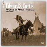 Curtis, Edward S.: Portraits of Native Americans 2017 Square (Multilingual Edition)