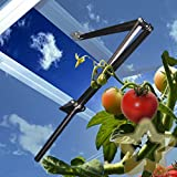Automatic Greenhouse Window Open