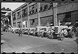 Photo Moline tractor factory, Minneapolis, Minnesota 1939
