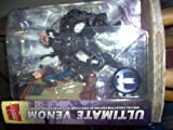 Marvel Select Ultimate Venom Special Collector Edition Action Figure with Highly Detailed Base