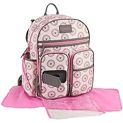 Disney Minni Mouse Multi-Piece Backpack Diaper Bag Set