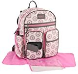 Disney Minni Mouse Multi-Piece Backpack Diaper Bag Set