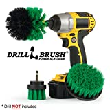 cleaning shower - All Purpose Bathroom Surfaces Shower, Tub, and Tile Power Scrubber Brush Cleaning Kit