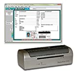 Duplex Medical Insurance Card and ID Card Scanner (w/ Scan-ID LITE)