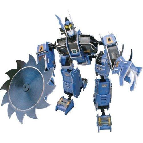 Puzzle Werx Robot Mega Blade Revell Inc.