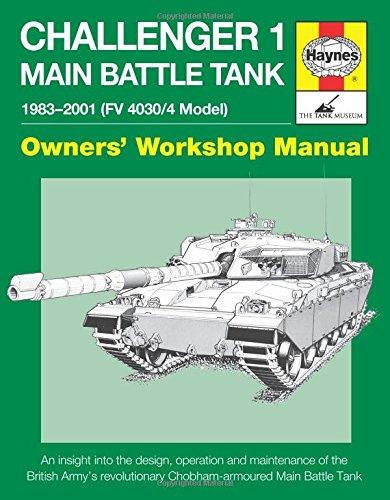 Challenger Main Battle Tank - 2