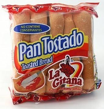 Tostadas La Gitana