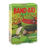Band-Aid Teenage Mutant Ninja Turtles Bandages - First Aid Kid Supplies - 480 Per Pack