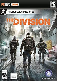 Tom Clancy's The Division - PC - Standard Edition (B00KVL0SIM) | Amazon Products