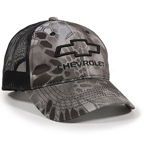 Corvette Central Chevy Kryptek Raid Mesh Back Camo ()