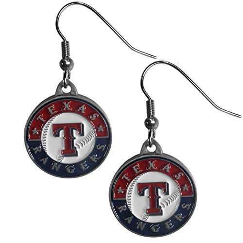 texas rangers earrings - 3