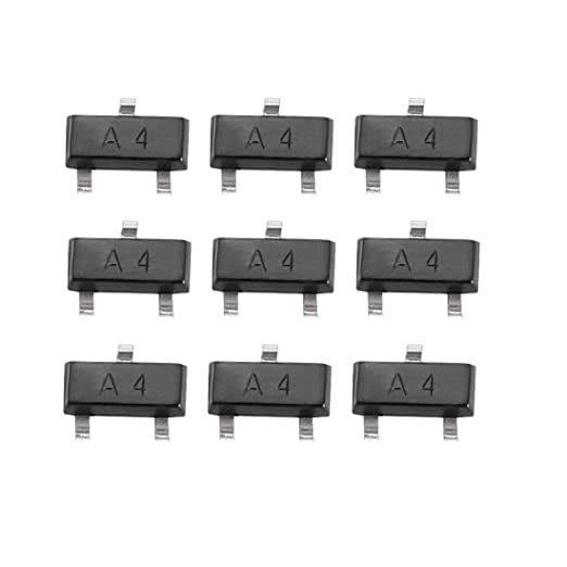 uxcell 40 Pcs IN4148 Glass Sealed Small Signal Switching Diodes 75V 150mA