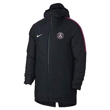 Et Nike Padded 2018 Sports Squad 2019 Psg black Jacket SW8wSUqnr